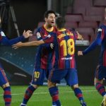 Barcelona Hajar Pemuncak Klasemen Liga Spanyol