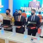 Dua Hacker Indonesia Curi Data, Sedot Dana Rp480 M