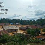 Intensitas Hujan Tinggi, Landak Siaga Banjir dan Longsor