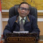 Berdiri Independen, Mahfud MD Tegaskan Pemerintah Tak akan Pernah Intervensi Komnas HAM