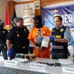 Hobi Ngudud Tembakau Gorilla, Tiga Pemuda Pengangguran Diciduk Polisi