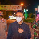 Pemkot Pontianak Sekat Sejumlah Ruas Jalan  Selama PPKM Darurat