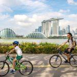 Liburan Sehat dan Aman, Ini 6 Rute Bersepeda Terindah di Singapura