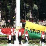 Istana Negara Gelar Geladi Kotor Peringatan Detik-detik Proklamasi Kemerdekaan