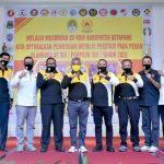 Sarjan Zaini Terpilih Secara Aklamasi Pimpin KONI Ketapang