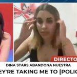 Geger Influencer Dina Stars Digerebek Polisi saat Siaran Langsung di TV