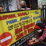 Warning! Zona Merah Covid-19 di Indonesia Meluas jadi 96 Daerah, Ini Daftarnya