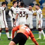 Giallorossi ke Perempat Final Liga Europa