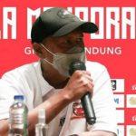 Madura United Dikalahkan Persik, Rahmad Darmawan Keluhkan Hal Ini