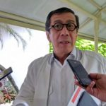 Menkumham Larang Orang Asing Masuk Indonesia