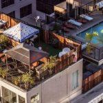 Tips Merancang Roof Top Garden di Rumah