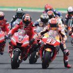 Para Pebalap MotoGP Jajal Sirkuit Portimao Hari Ini