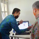 Kantor Camat Sungai Kakap Layani Cetak KTP Elektronik