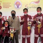 Pulang ke Indonesia, Atlet Paralimpiade akan Diundang Jokowi ke Istana