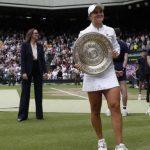Ashleigh Barty Juara Wimbledon 2021 Usai Kalahkan Karolina Pliskova