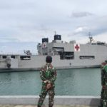 Mengintip TNI AL Boyong RS Terapung Rawan Korban Gempa di Sulbar
