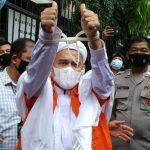 Hakim Nyatakan Gugatan Praperadilan Habib Rizieq Gugur
