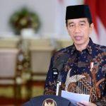 Pandemi Belum Reda, Jokowi Pastikan Bansos dan Insentif Terus Diberikan