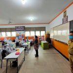 Wali Kota Pontianak Tinjau Simulasi Pembelajaran di SMPN 1
