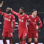 Liverpool Tundukkan Tottenham, Skor 3-1