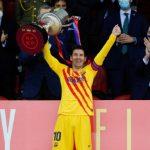 Rekor Baru Lionel Messi Usai Barcelona Juara Copa Del Rey