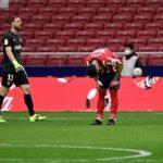 Atletico Madrid Tertahan di Kandang Getafe