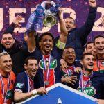 Kalahkan AS Monaco 2-0, PSG Segel Juara Piala Prancis 2021