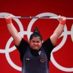 Nurul Akmal Finis Posisi Lima, China Dominasi Angkat Besi Olimpiade Tokyo