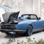 "OTOMOTIF /Mobil/Motor/Autoseleb Boat Tail, ""Kapal Pesiar"" Darat Karya Apik dari Coachbuild Rolls-Royce"