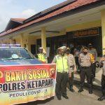Peran Polri Menjaga Ketahanan Pangan Masyarakat Dimasa Pandemi