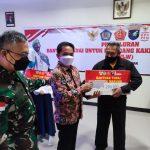 Pemkot Pontianak Salurkan Bantuan TNI untuk 3.400 Pedagang, Masing-masing Penerima Rp1,2 Juta