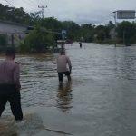 Ratusan Rumah Warga di Kecamatan Simpang Dua Terdampak Banjir