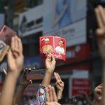 Aksi Demo di Myanmar Masih Lanjut, Menjadi yang Terbesar sejak Tahun 2007