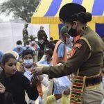 AS Kirim Pekerja Medis ke India Bantu Atasi 'Tsunami' Covid-19
