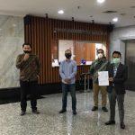Koalisi Masyarakat Sipil Uji Materi Pasal Pemblokiran UU ITE ke MK