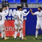 Nyaris Dipecundangi Tim Guram, Varane Selamatkan Real Madrid di El Alcoraz
