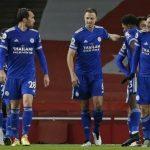 Liga Inggris : Leicester City Merangsek ke Posisi Dua Liga Inggris
