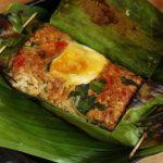 Resep Nasi Bakar Sambal Tempe Menggugah Selera ala Chef Devina
