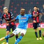 Gol Tunggal Osimhen Bawa Napoli Menang 1-0 Atas Bologna