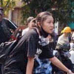 Ini Profil Ma Kyal Sin alias Ding Jia Xi, Korban Demo Myanmar