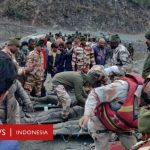 Banjir Bandang Bukit Es Himalaya, 170 Orang Hilang, Bagaimana Bisa Terjadi?