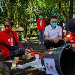 Relawan PMI Jadi Duta Remaja Tangguh Covid-19