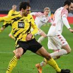 Dortmund vs Mainz 1-1, Berikut Hasil Bundesliga Malam Ini, 16 Januari