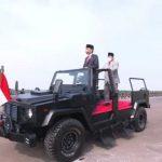 Jokowi Tetapkan Pasukan Komcad 2021 di Batujajar