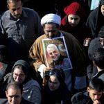 Peringati Kematian Soleimani, Ribuan Warga Irak Serukan Slogan Anti Amerika