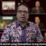 Buntut King of Lip Service, Ade Armando Nilai Riset BEM UI Buruk