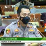 Polisi Lintas Angkatan Dampingi Fit and Proper Test, Listyo: Polri Solid