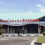 Resmikan Bandara Kuabang, Jokowi: Infrastruktur Itu Membangun Peradaban