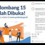Link Daftar Kartu Prakerja Gelombang 15 di prakerja.go.id