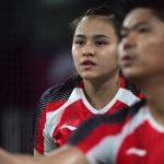 Piala Sudirman 2021: Praveen/Melati Kalah, Indonesia Ditaklukan Malaysia 2-3